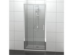 Ideal Standard, CONNECT 2 - PSC Box doccia a nicchia in vetro temperato con porta scorrevole