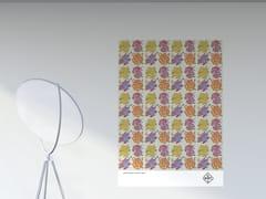 Artwork adesivo riposizionabile in pvcPSICO FIERE | Poster - PPPATTERN