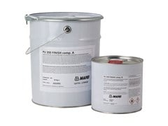 Vernice poliuretanica alifatica bicomponente all'acquaPU 200 FINISH - MAPEI