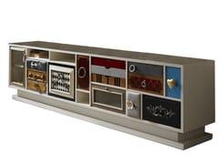 Mobile TV / madia in legnoPUNK | Madia in legno - LOLA GLAMOUR
