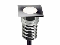 Segnapasso a LED in acciaio inox per esterniPUNTO Q - ADHARA