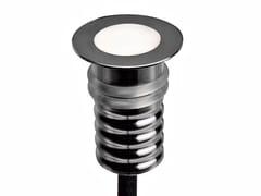 Segnapasso a LED in acciaio inox per esterniPUNTO R - ADHARA