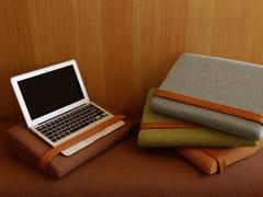 Cuscino per laptop in tessuto riciclatoPILLOW - MARINE PEYRE