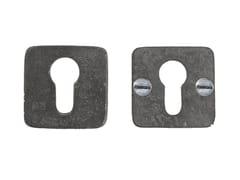 Bocchetta quadrata in metallo PURE 14888 - Pure®