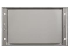 Cappa a soffitto in acciaio inox classe BPURE LINE COMPACT - NOVY