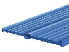 BETONSAFE, PVC GASKET 250 BULB Waterstop in PVC per riprese di getto dinamiche