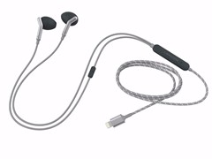 AuricolariQ ADAPT IN-EAR STORMY BLACK - LIBRATONE