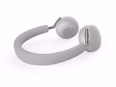 Cuffie wirelessQ ADAPT ON-EAR CLOUDY WHITE - LIBRATONE