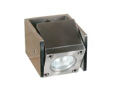 Proiettore per esterno orientabile in acciaio inoxQ-BIC VD | Proiettore per esterno - ROYAL BOTANIA