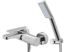 Miscelatore per doccia a 3 fori monocomando con doccetta QUAD F3724 | Miscelatore per doccia - Quad