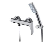 Miscelatore per doccia a 3 fori monocomando con doccetta QUAD F3735 | Miscelatore per doccia - Quad