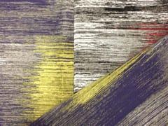 Tessuto da tappezzeria per tendeQUADRO ASTRATTO | Tessuto - AGENA