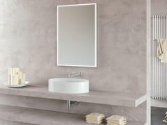 DDL, QUADRO | Specchio rettangolare  Specchio rettangolare