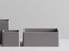 Portasapone / contenitore in gel poliuretanicoQUADRO | Portasapone - REXA DESIGN