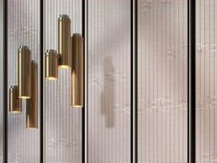 Mosaico in poliuretano per interni ed esterniCOLLAPSED QUAKE - MYMOSAIC