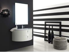 Sistema bagno componibileQUANTUM - COMPOSIZIONE 5 - ARCOM