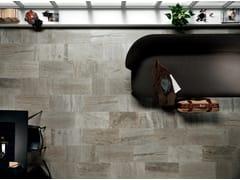 Pavimento/rivestimento in gres porcellanato effetto pietraQUARRY GREY - ASTOR CERAMICHE