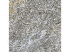 Pavimento in gres porcellanato effetto pietraQUARTZ  SILVER - CERAMICHE COEM