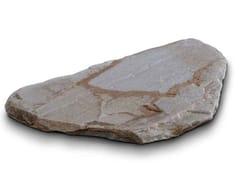 Pavimento per esterni in pietra naturaleQUARZITE MISTA ANTICATA - GRANULATI ZANDOBBIO