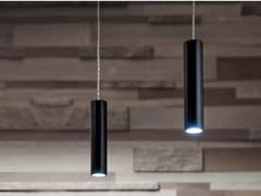 Lampada a sospensione a LED a luce diretta in alluminioQUASARONE | Lampada a sospensione - ALBUM ITALIA