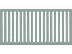 Griglia di ventilazione rettangolare a filo muroR145295V - WONDAIR