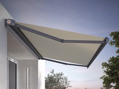 BT Group, R93 ELEGANCE Tenda da sole cassonata a bracci