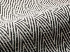 Tessuto da tappezzeria con motivi graficiRADIANT - ALDECO, INTERIOR FABRICS