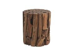 Sgabello / tavolino in legnoRADICE | Tavolino - IL GIARDINO DI LEGNO