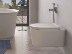 Wc filo parete sospeso in ceramicaRAK-VALET | Wc sospeso - RAK CERAMICS