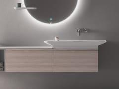 Lavabo da appoggio singolo in ceramicaRAK-VALET | Lavabo - RAK CERAMICS
