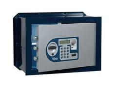 Cassaforte con apertura elettronica e impronta digitaleRAM-TOUCH II | Cassaforte da incasso - VIRO