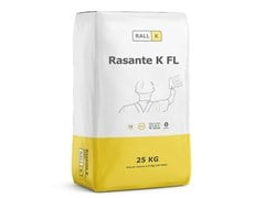 RASANTE UNIVERSALE BIANCO A BASE DI CALCERASANTE K FL - RALLK