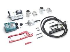 Utensile a compressione elettricaRAUTOOL G2 - REHAU