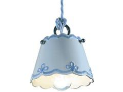 Lampada a sospensione in ceramicaRAVENNA | Lampada a sospensione a luce diretta - FERROLUCE