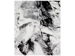 Tappeto fatto a mano rettangolare RAY ICE MONO STOCKHOLM EDIT - Nordic Raw / Abstract Action