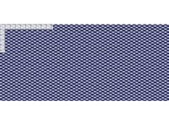 Rete stirata per rivestimento di facciataRB 15 - ITALFIM