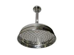 Soffione doccia a soffitto in ottoneRD120S | Soffione doccia a soffitto - BLEU PROVENCE