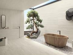 Pavimento/rivestimento in gres porcellanato effetto cementoRE-PLAY CONCRETE WHITE - PROVENZA BY EMILGROUP