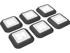 Sistema di luci wifi per allenamento cognitivoREAX LIGHTS SATELLITES  - PRO 6 - WIFI - REAXING