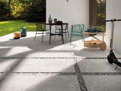 Pavimento per esterni in gres porcellanato effetto pietraRECODE | Pavimento per esterni - PASTORELLI
