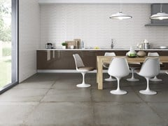 Indoor flooring & Wall tiles with stone effect