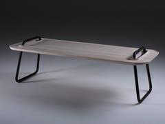 Tavolino da caffè rettangolareKAHAWA | Tavolino rettangolare - ARTISAN