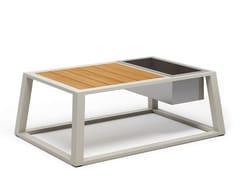 Tavolino rettangolareYORK   Tavolino rettangolare - SNOC OUTDOOR FURNITURE