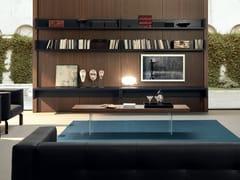 Tavolino rettangolare in legno Tavolino rettangolare -