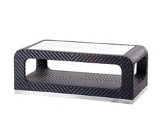 Tavolino da caffè da giardino con vano contenitoreCRUISE   Tavolino rettangolare - 7OCEANS DESIGNS
