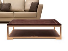Tavolino basso rettangolare ESTORIL | Tavolino rettangolare - Estoril