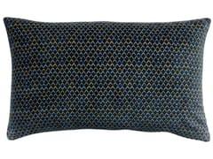 Cuscino rettangolare in cotone a motivi geometriciVERA | Cuscino rettangolare - VIVARAISE