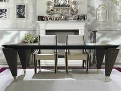 Tavolo laccato rettangolare in legno ORION | Tavolo rettangolare - Orion