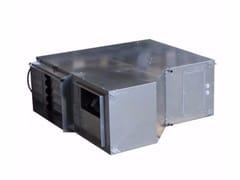 Idrosistemi srl, RECUPERATORE 770 - 1070 - 2070 Recuperatori di calore con serrande motorizzate