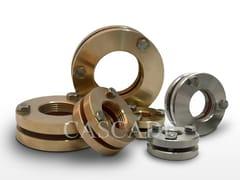 Accessorio idraulico per fontaneFlangia di regolazione per fontane - CASCADE